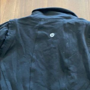 Lululemon riding collection define jacket size 8